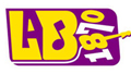 logo lab1870 paars