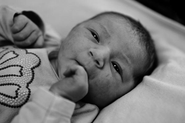 Mijn dochter Pip van Olphen geboren op 05-01-2011