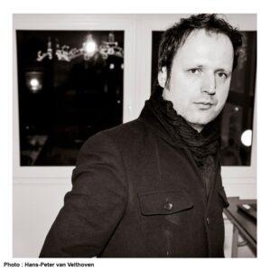 Portret Bullet-ray Raymond van Olphen