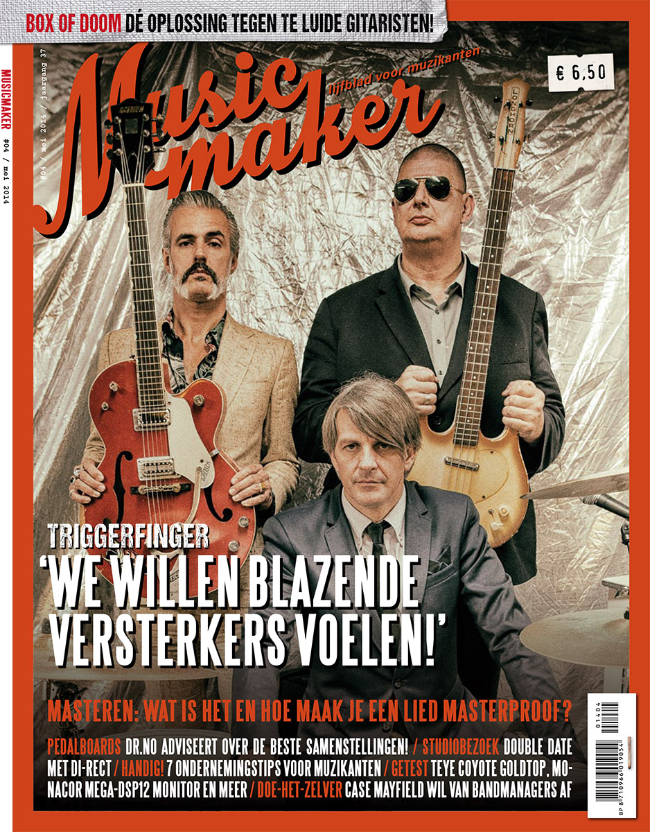 MM04-2014 Cover Triggerfinger