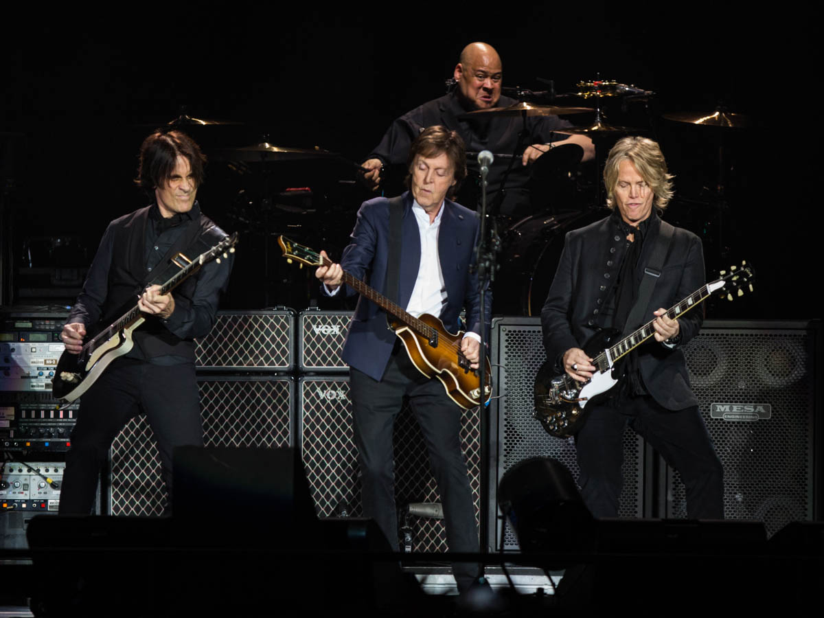 Paul McCartney live at Ziggo Dome Amsterdam-2